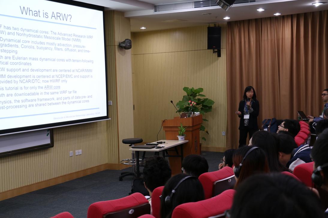 WRF and WRF-Chem Workshop & Tutorial